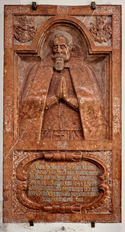 Epitaphien der Pfarrkirche St. Jodok in Landshut, (c) Kunstverlag Peda