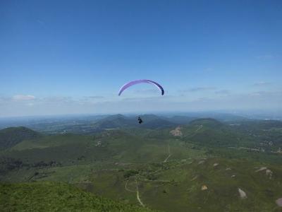 Blick vom Puy de Dôme