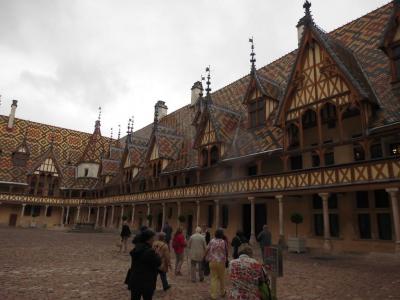 Beaune - Hôtel Dieu