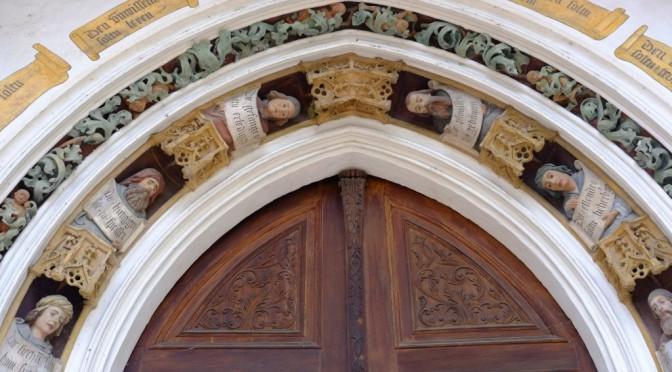 Südportal St. Jodok