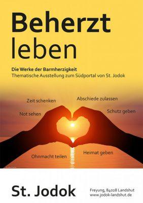 """Ausstellung """"Beherzt leben"""""""