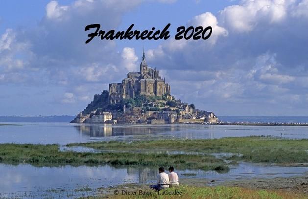 Frankreichfahrt 2020 - Mt. St. Michel